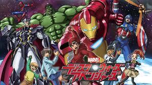 Hình Ảnh Marvel Disk Wars: The Avengers