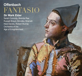CD REVIEW: Jacques Offenbach - FANTASIO (Opera Rara ORC51)