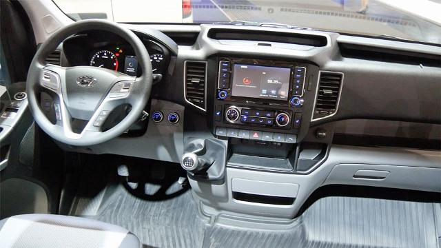 Nội thất Hyundai H350