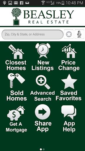 The Beasley Real Estate App
