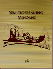 Semitic-speaking Minoans Cover