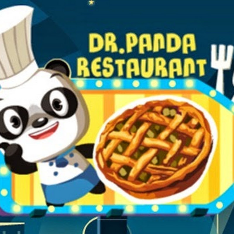 Dr. Panda's Restaurant cook delicious meals.