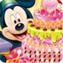 Birthday Cake For Mickey Mouse icon