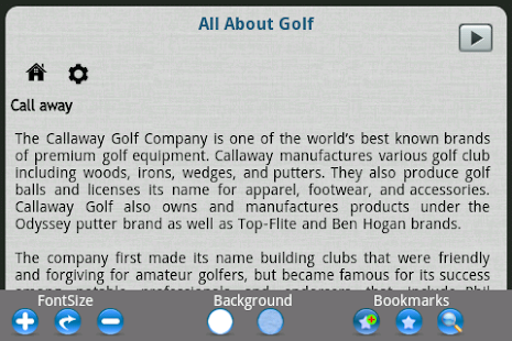 an analysis of the situation of the calloway golf co Callaway golf co case solution, describe one faced by mr ely callaway, 80-year-old founder, chairman and ceo of callaway golf co, in the fall of 1999 situation.