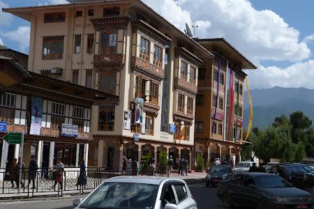 Blocuri prin centrul capitalei