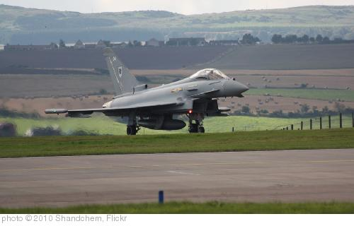 'RAF Typhoon FGR4 - DM/ZJ923' photo (c) 2010, Shandchem - license: http://creativecommons.org/licenses/by-nd/2.0/