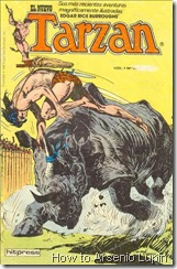 P00018 - El Nuevo Tarzan #18
