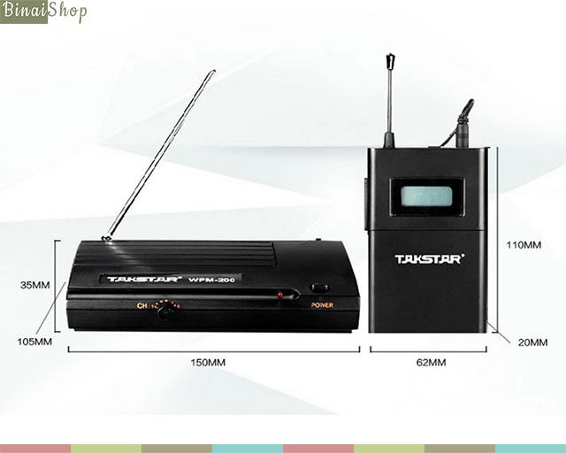 Takstar wp-M200