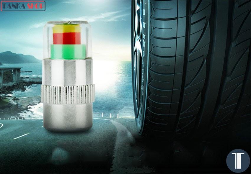 Cảm biến áp suất lốp ô tô, xe máy