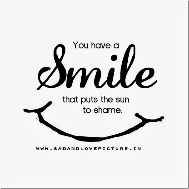 you have a beautiful smile quotes - photo #10