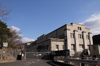 関西電力大井発電所建屋