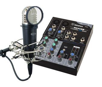 Micro thu âm Samson MTR101A
