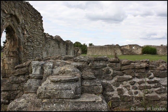 Ruins of Lesnes Abbey