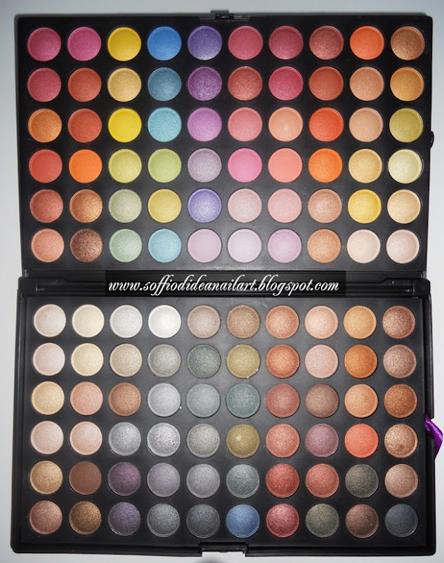 Palette 120 Colori Twist Calm and Passion