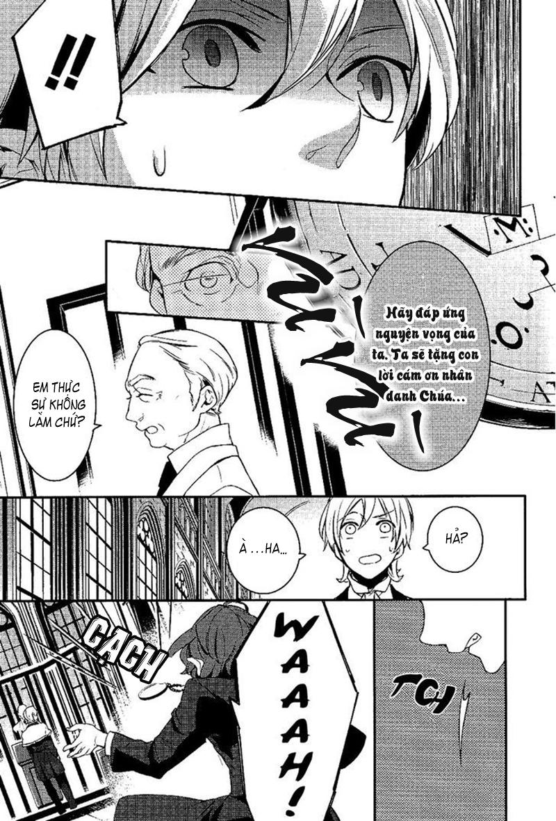 Makai Ouji: Devils and Realist Chap 025