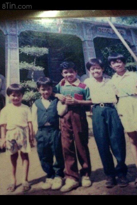 Ad là ai trong bức hình chụp chung ...!!??