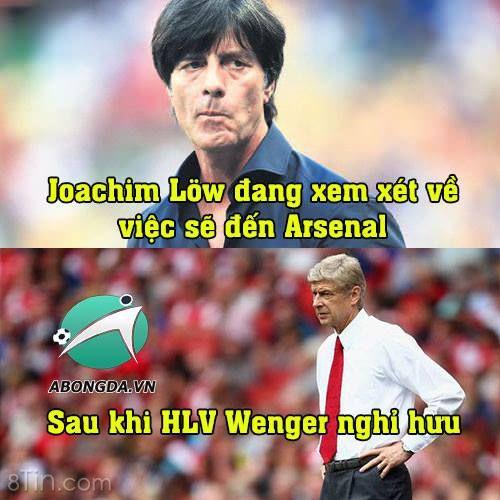 Đức hóa Arsenal :v