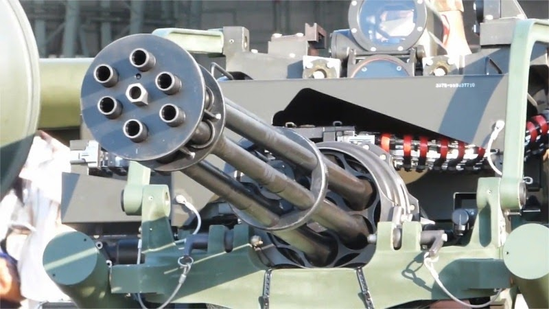 M163 Vulcan Air Defense System (VADS) Self-Propelled Anti