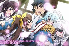 IS Infinite Stratos 2  World Purge hen