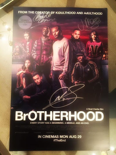 Want a signed BrOTHERHOOD poster Go