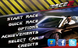 Screenshot of Race 2 Free