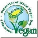 Международный день Вегана: 1 ноября
