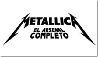 Metallica arsenal completo mexico 2012