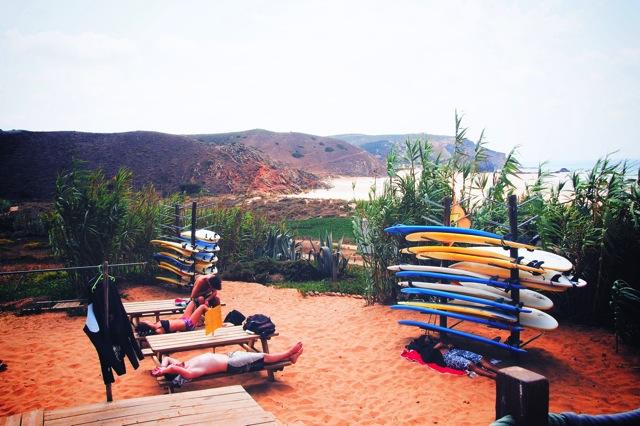 sagres surf camp