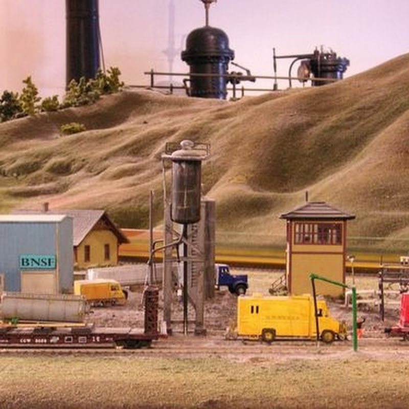 The Great Train Story at Chicago Museum of Science and Industry
