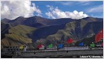Вид из отеля. Катманду. Непал