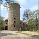 Burgturm Burg Rabenstein