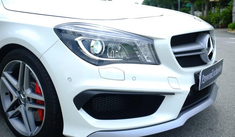 Bán xe Mercedes Benz CLA45 AMG cũ 2015 Màu Trắng 07