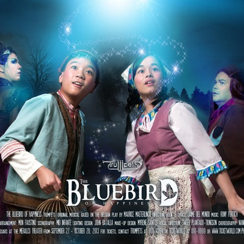 Trumpets returns with the magical musical The Bluebird of Happiness