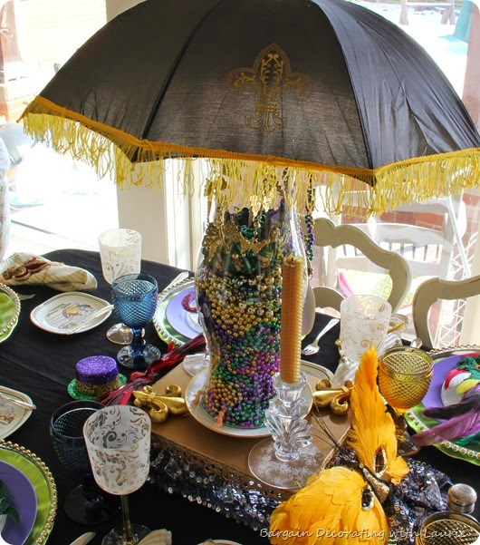 MARDI GRAS TABLE 12