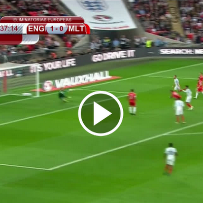 VIDEO: Henderson dictating play for England Second assist tonight This time for Dele Alli