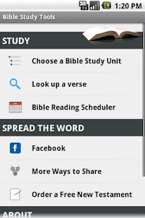 BfA Bible Study- screenshot thumbnail