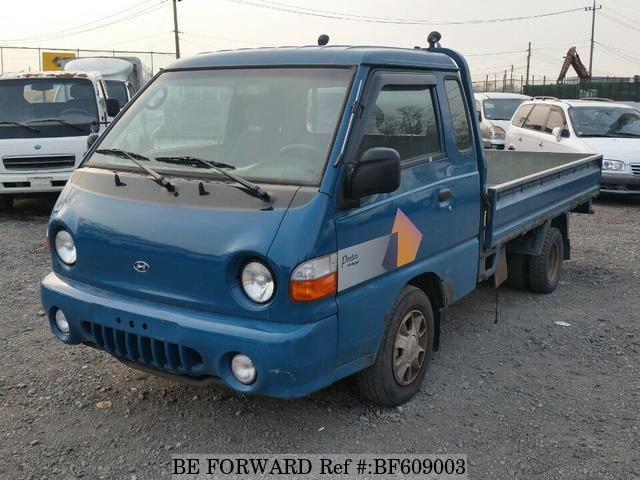 Xe tải 1 tấn cũ Hyundai cabin kép