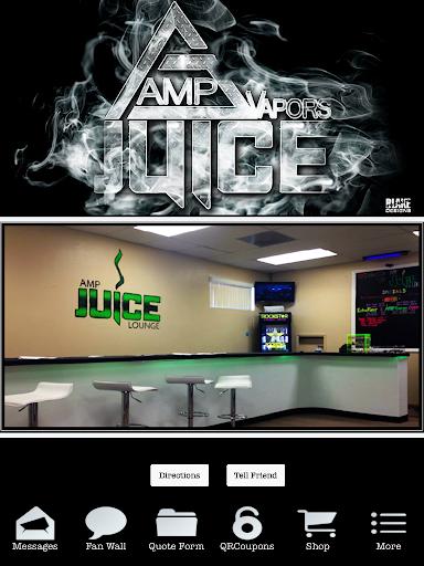 Amp Juice Vapor