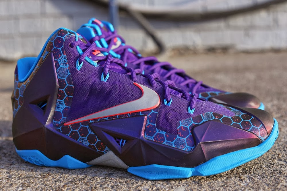 7f9f01e99416 ... 8220Summit Lake Hornets8221 Nike LeBron 11 Arriving at Retailers ...