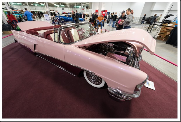 Al Bailey's 1956 Mercury Convertible