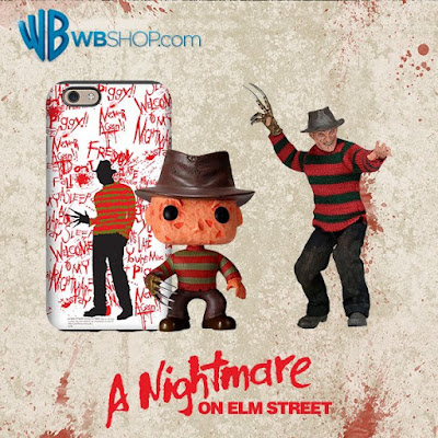 One two Freddy's coming for youwith merch from WBShopcom: bitlyNIGHTMAREMERCH