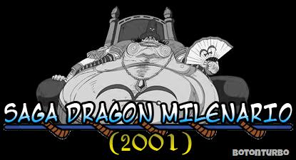 One Piece - Saga Dragon Milenario