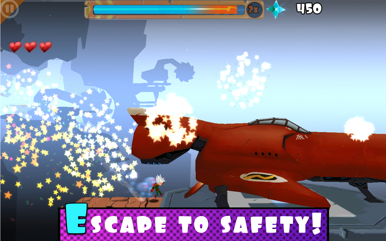Rock Runners- screenshot