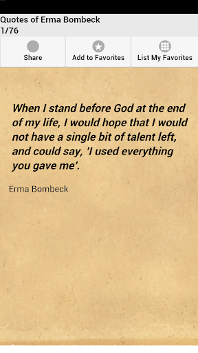 Quotes of Erma Bombeck