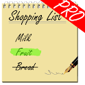 Shopping List+ logo
