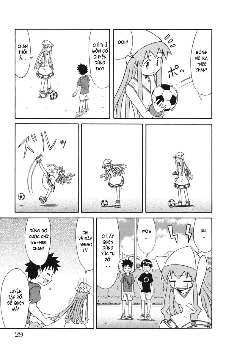 Shinryaku! Ika Musume Chap 42 - Truyen.Chap.VN