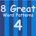 8 Great Word Patterns Level 4 icon
