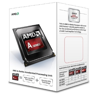 AMD A Series Richland