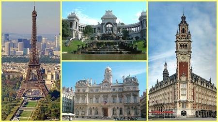 Ciudades Francia