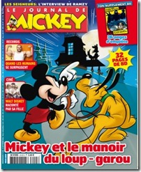 Le journal de Mickey set